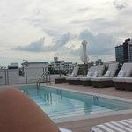 Redbury Rooftop Pool