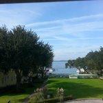Beautiful views of the lake