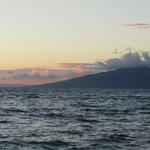 Molokai from Sands beach