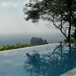 pool with as view