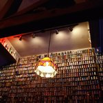 Wall of beers...