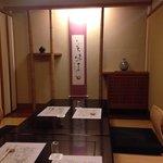 浪花割烹 喜川(個室・3階)