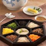 Platter of Nine Delicacies