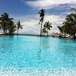 Quiet Pool -> indischer Ozean ... beinahe übergangslos