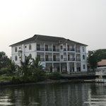 View from the Boat of Marina Rooms