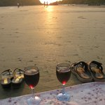 Palolem beach sunset time
