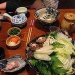 vegetables for nabe