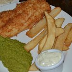 Fish & Chips - excellent