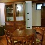 Soggiorno Monolocale - Living room mini flat