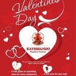 Bookings now being taken, Happy Valentine's Day