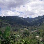 Vallée des nuages à Palmichal
