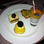 More delicious desserts in main buffet restaurant Al-bandar