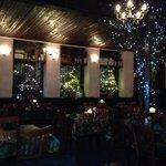 Very relaxing atmosphere as well as fantastic food