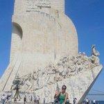Monumento Padrão do Descobrimento.