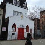 Harlem, on Lenox Avenue.