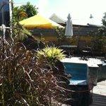 Garden & Poolside
