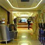 Luxuoso lobby