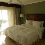 Chambre confortable et propre