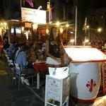 mediterraneo mykonos ristorante music bar