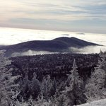 From the top of Killington