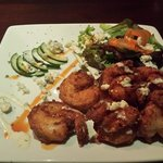 Buffalo Shrimp Appetizer