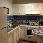 Cozinha estilo Americana, integrada à Sala
