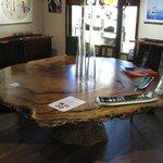 Jarrah Burl Table