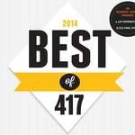 """We were voted """"Best Restaurant in Branson for 2014"""" by 417 magazine, a Springfield publication."""