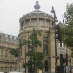 L'edificio del museo