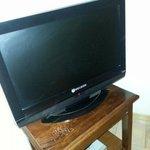 Tv lcd vecchiotto