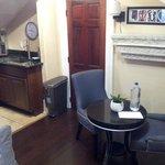 Honeymoon Suite Kitchenette Area