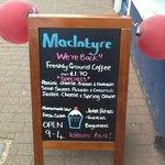 Foto MacIntyre Coffee Shop