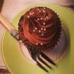 Cupcake al cioccolato...da provare!!!
