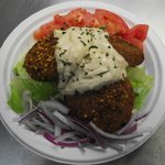 Stuffed Falafel Appetizer