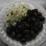 Feta with Kalamati Olives Appetizer