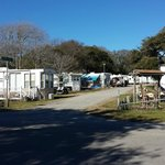 Mobile Home/ RV Park beside hotel