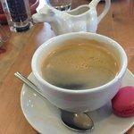 Coffee & Macaroon
