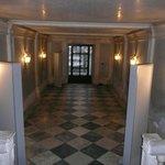 Palazzo Ausgang