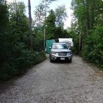 Lovely, private campsite in Lime Kiln Campground