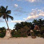Vista desde Playa Paraiso hacía Playa Esperanza