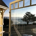 View From Fairmount Room (2nd Floor/Main House) of the gorgeous Pacific Ocean - HEAVEN!!