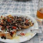Что-то из мексиканской кухни:)
