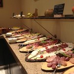 Breakfast buffet - Salumi