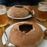 zuppe nel pane