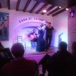 Arte flamenco en estado puro