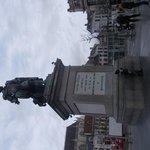 памятник Рубенсу