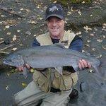 Silver Salmon!