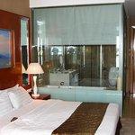 Very good room.