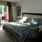Un lit gigantesque
