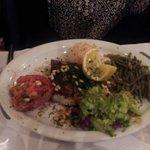 Steak d'espadon au basilic frais et sel de Guérande. Tendre et délicieux !